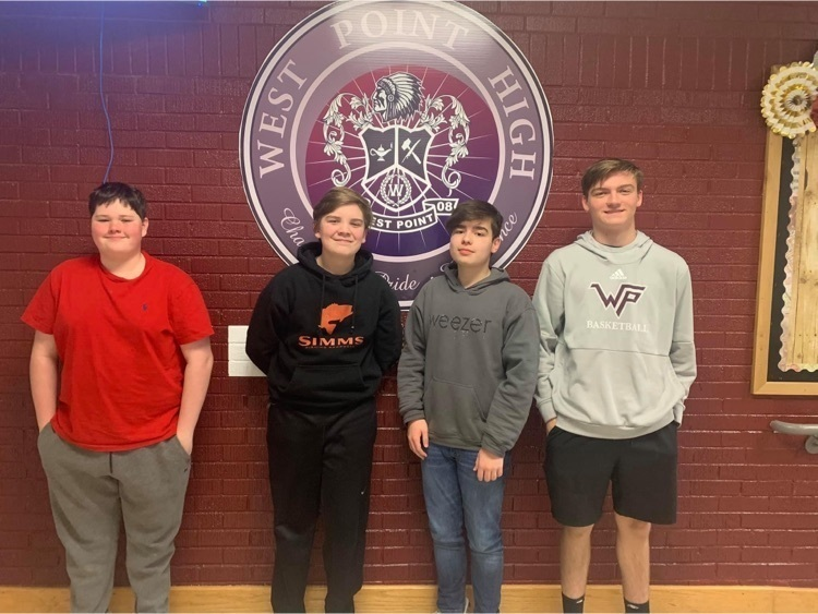 Scholars' Bowl - 2nd at State Tournament