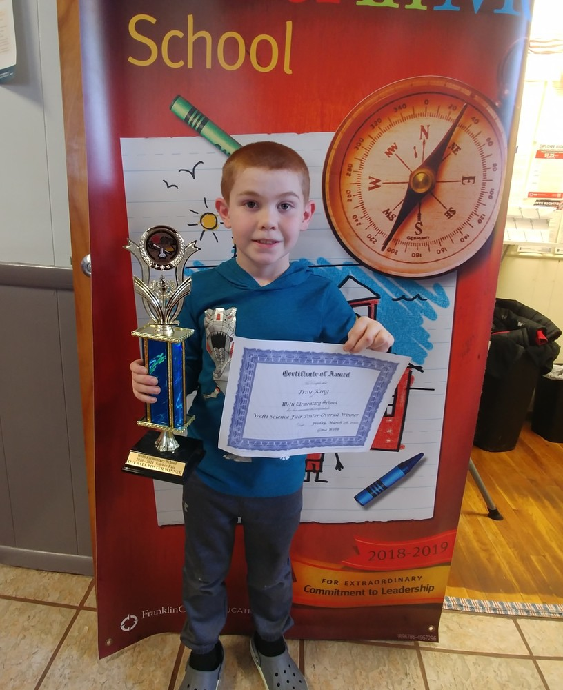 Science Fair Poster Overall Winner